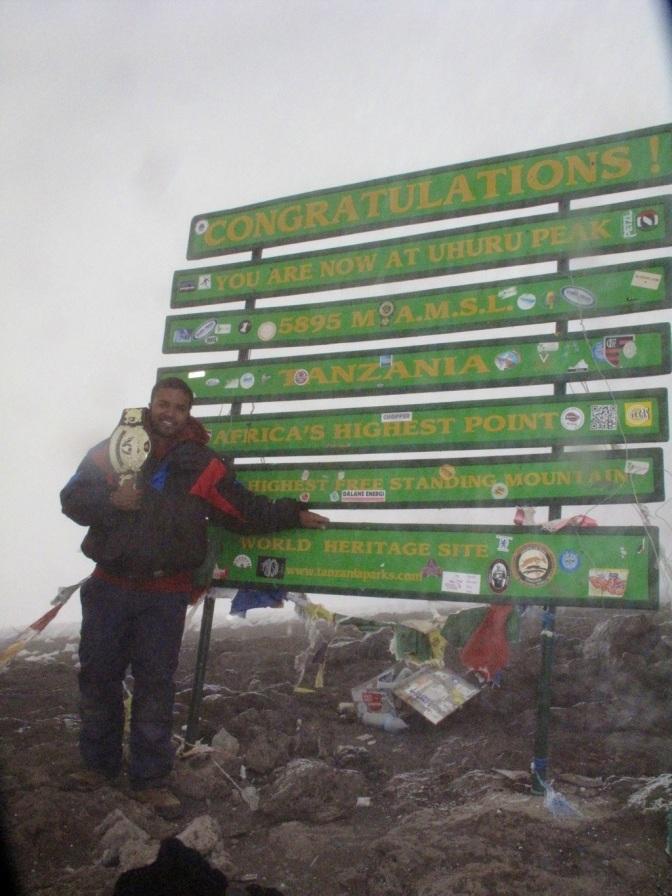 Kilimanjaro Conquered
