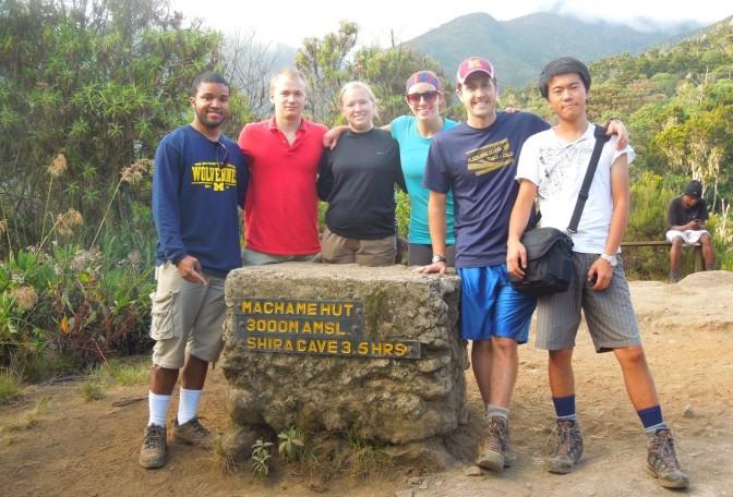 The Conquest of Kilimanjaro