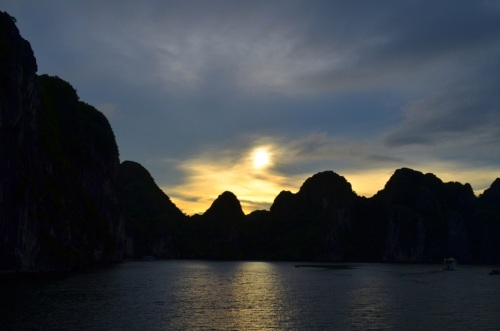 Halong, you have been an amazing host!