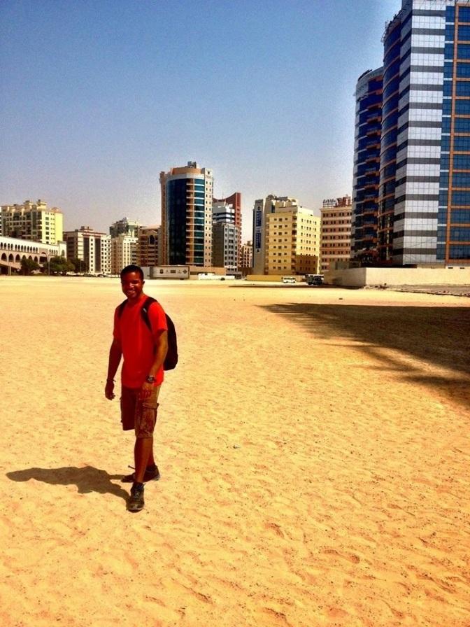 Icy Hot Dubai!