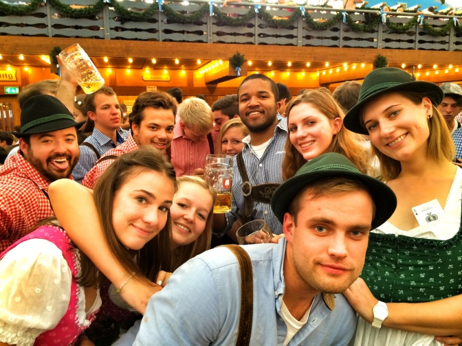 The Prost With The Most: Oktoberfest!