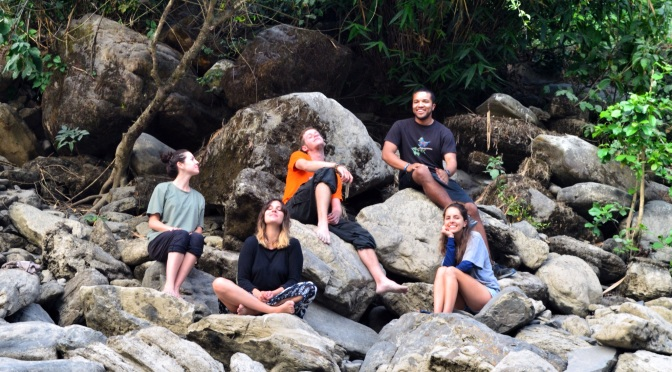 Camp Adventure Nepal!