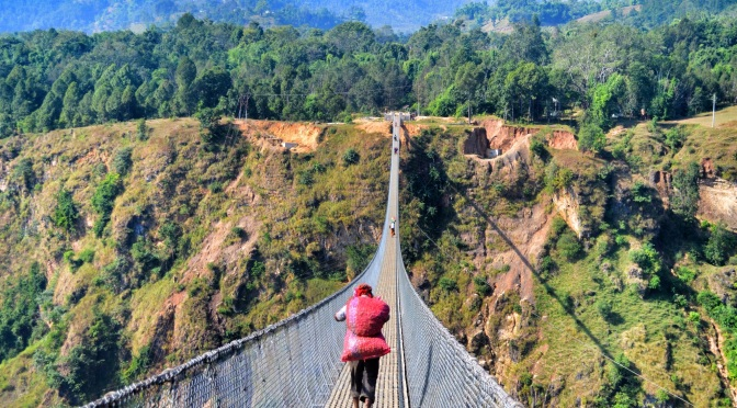 Searching for the Deadliest Bridge in Nepal