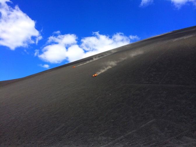Volcano Boarding 101: Cerro Negro
