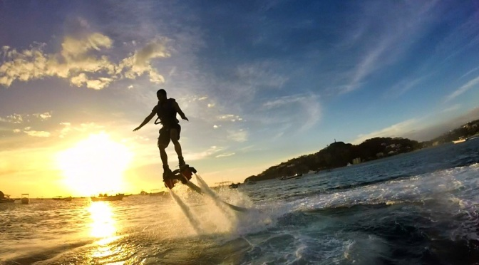 Surf The Sky And Other Ways To Fly