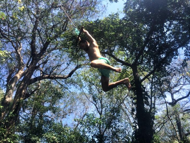 Tarzan Leo!