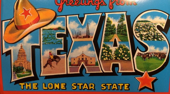 Everything Fell Perfectly Into Place…Except For Texas