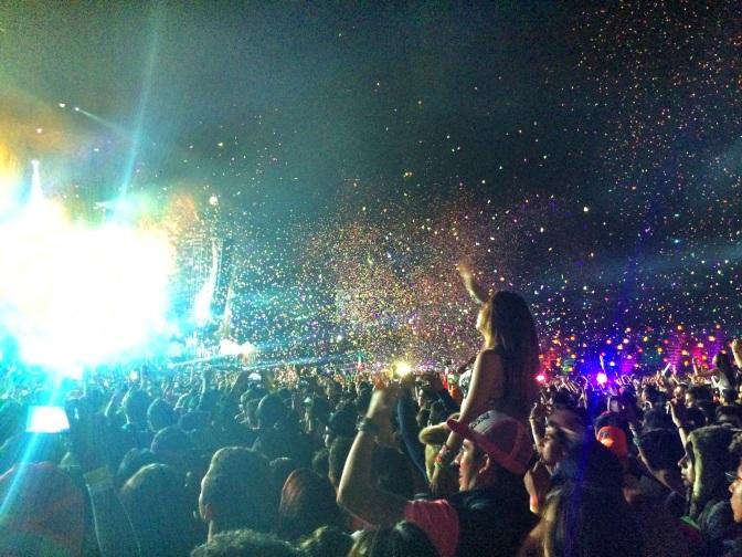 Electric Daisy Carnival Mexico: Where Am I?
