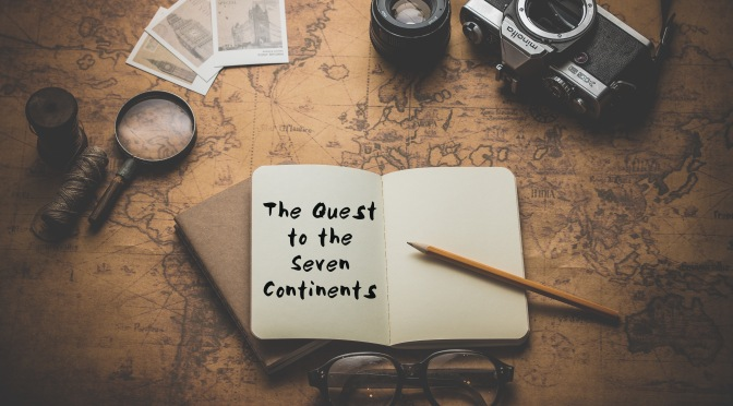 The Quest to the Seven Continents