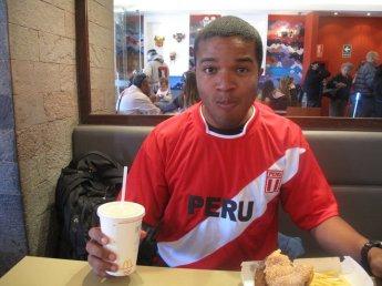 McDonalds' in Peru