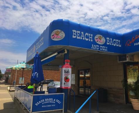 Beach Bagel and Deli in Long Island New York