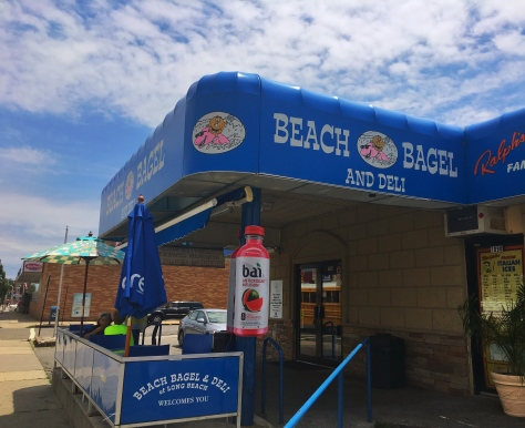 Beach Bagel and Deli in Long Island New York