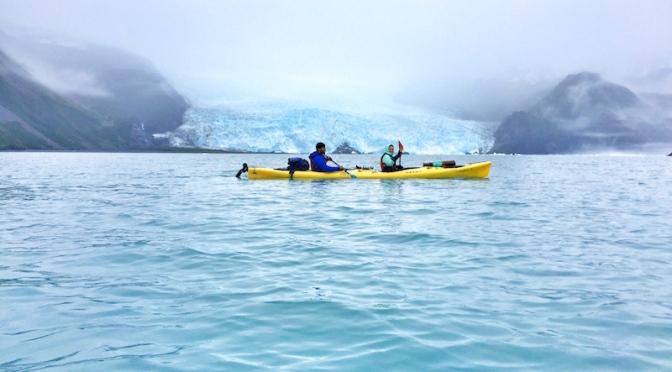 The Land Where The Ice Age Lingers: The Kenai Fjords of Alaska