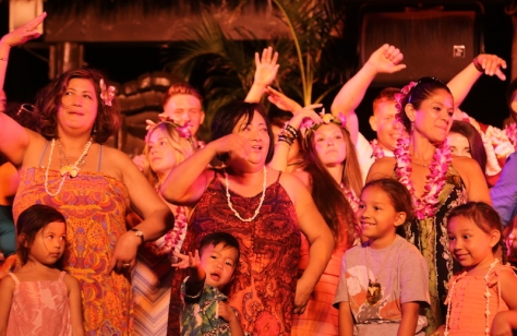 paradise cove luau hawaii oahu