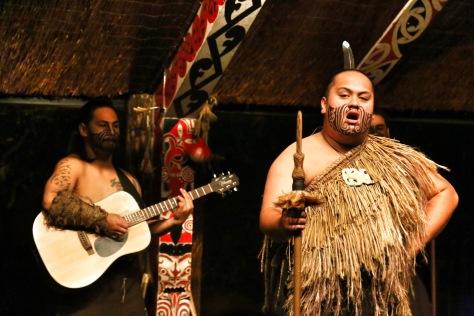 maori rotorua
