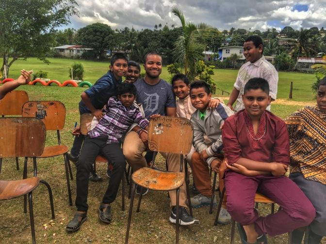 An Introspection of an American Teaching in Fiji