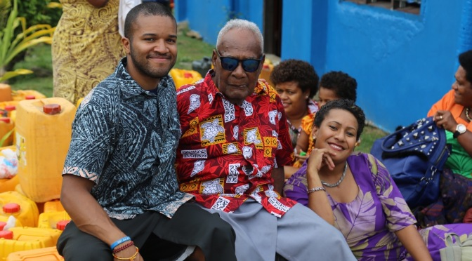 My Invitations to Two Traditional Fijian Weddings