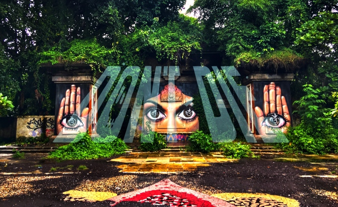Dare To Enter The Creepiest Place In Bali: The Abandoned Theme Park