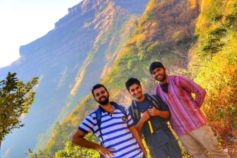 Fort Torne India Hike Adventure
