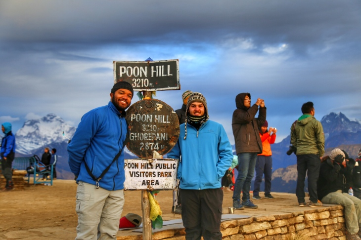 poon hill annapurna base camp nepal