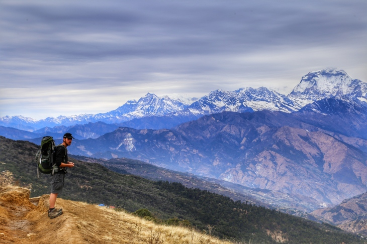 poon hill annapurna base camp nepal
