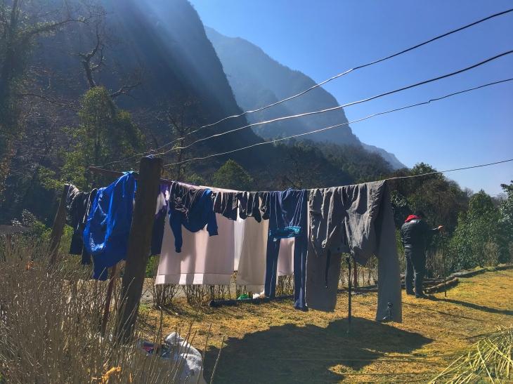 annapurna base camp poon hill himalaya trekking nepal