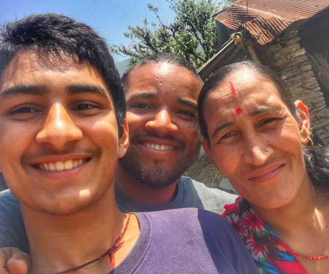 How I Gained Three New Brothers…and a Son in Nepal