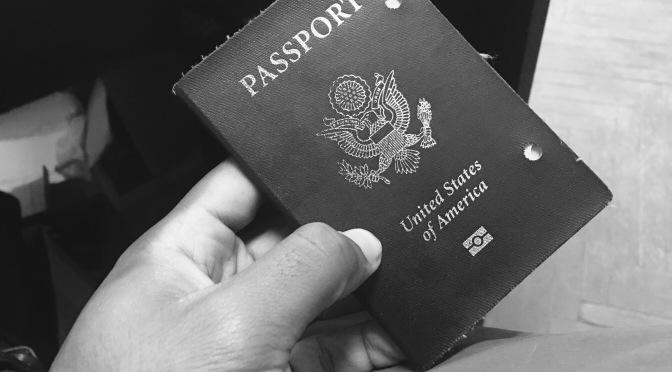 Never, Ever, Ever Lose Your Passport in Ukraine
