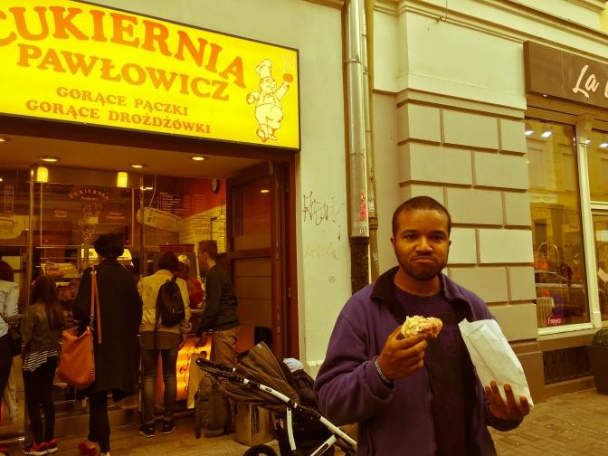 Two Ways to Remedy 'Travel Fatigue' in Poland: Good People & Pączki