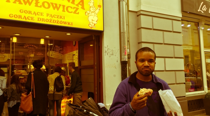 Two Ways to Remedy 'Travel Fatigue' in Poland: Good People & Pączki