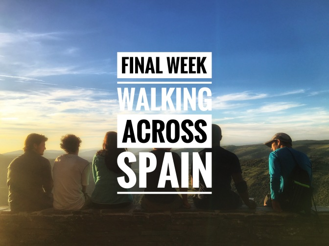 Walking Across Spain (El Camino de Santiago): Week 4