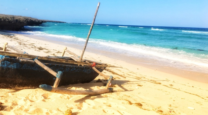 When I Was Happily Forced On An Island Getaway in Mozambique