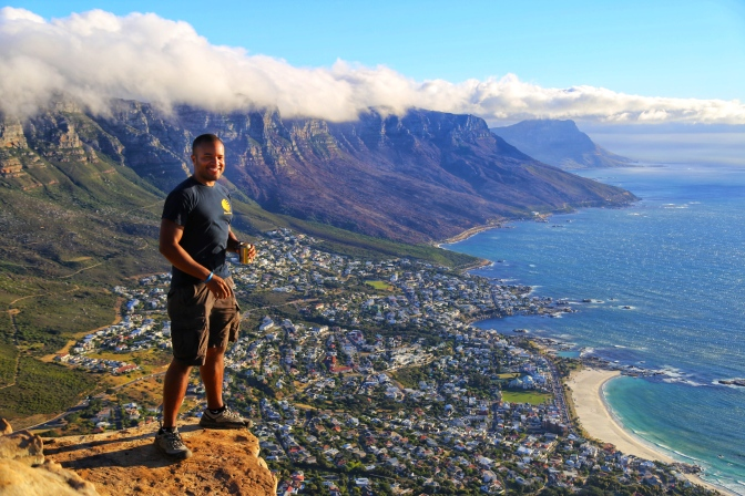 Get To Know Table Mountain's Vastly Underrated Neighbor, Lion's Head Mountain